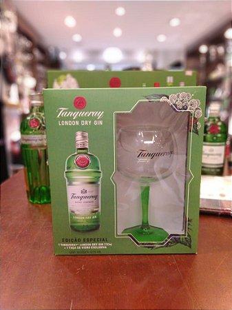 Kit Gin + Taça Tanqueray