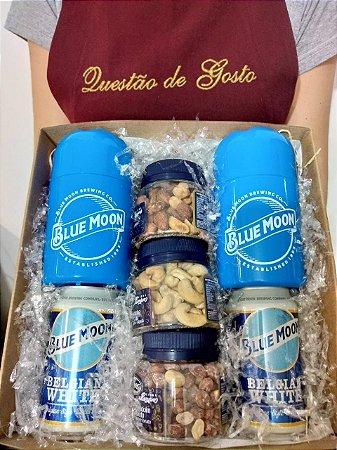 Caixa presente nuts e Blue Moon