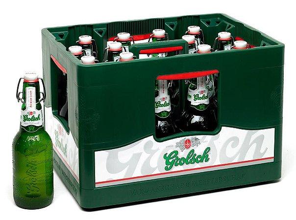Engradado Importado- Cerveja Grolsch