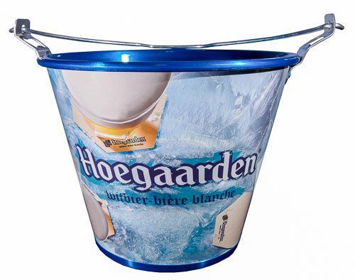 Balde de gelo Hoegaarden