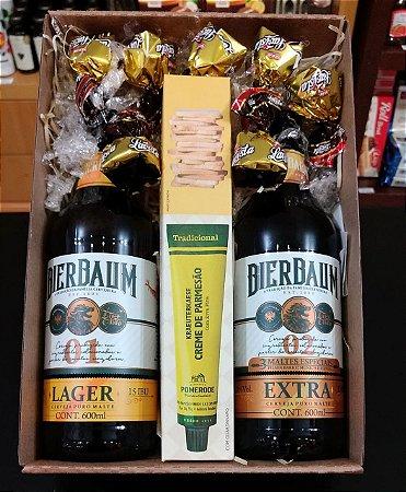 Caixa Cerveja e Petiscos Bierbaum