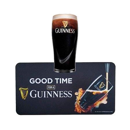 Kit Bar runner Guinness + Copo Guinness Arpa