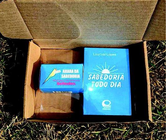 Kit Sabedoria todo dia + Arara da Sabedoria