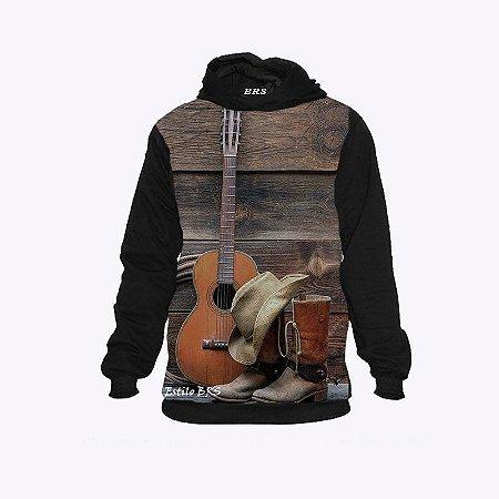 Moletom Country Cowboy Kit Estilo BRS