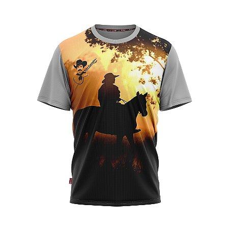Camiseta Estilo Country Tião Carreiro
