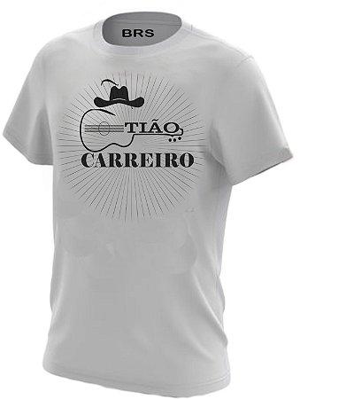 Camiseta Country Cowgirl Cowboy Tião Carreiro Viola