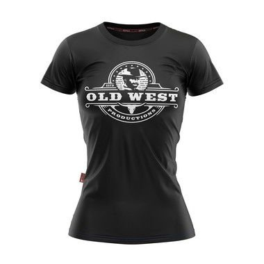 Baby Look Moda Country Cowgirl Old West