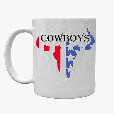 Caneca Country Cowgirl Cowboys
