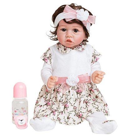 Clarice - Bebê Reborn Realista