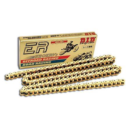 Corrente Japonesa Competição DID ERV3 520 x 120 - X-Ring