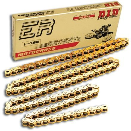 Corrente Japonesa DID ERT2 520 x 120 Motocross