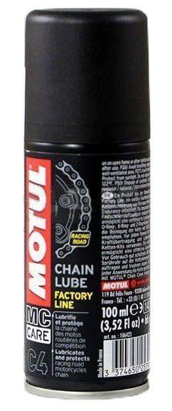 Motul C4 Chain Lube Factory Line Racing 100ml