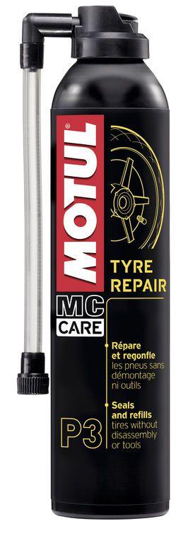 Reparador Pneus Motul P3 Tyre Repair 300ml