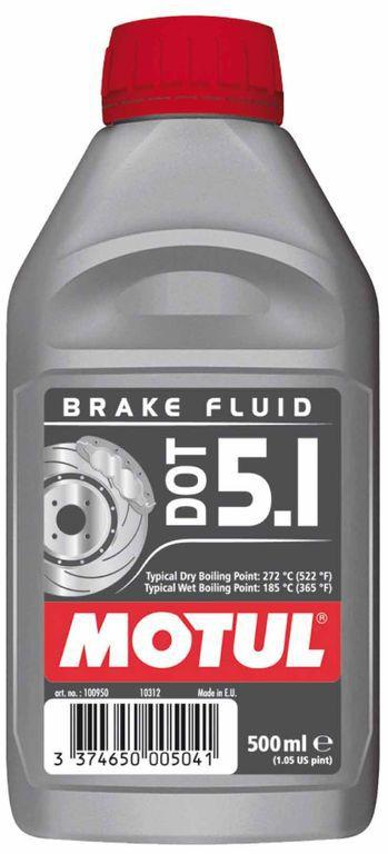 Fluído de Freio e Embreagem Motul DOT 5.1 500ml