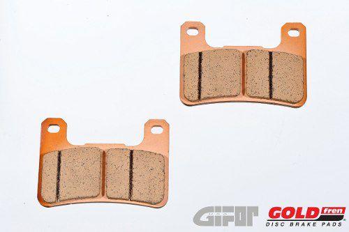 Pastilhas de Freio Goldfren S3 213