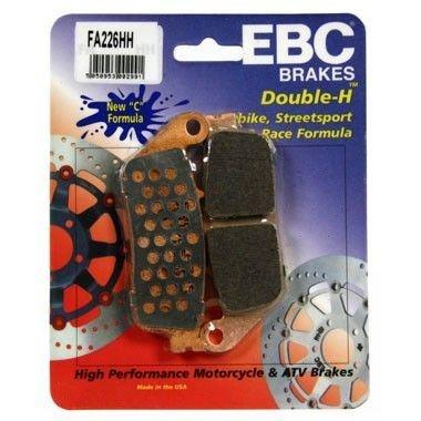 Pastilhas de Freio EBC FA226HH HORNET CBR600F