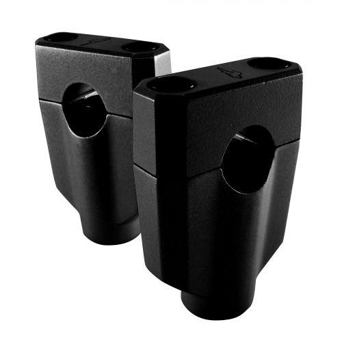 Adaptador / Riser Guidão Anker 22mm Preto