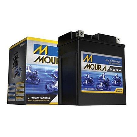 Bateria Moura MA9-E (YTX12A-BS)
