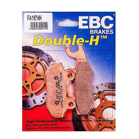 Pastilhas de Freio EBC FA197HH