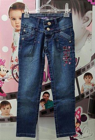 Calça Jeans Infantil - tam 4 e 8