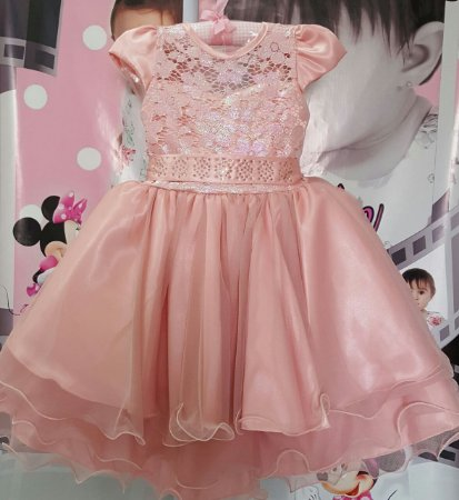 Vestido Juvenil Princesas - tam 4 ao 12