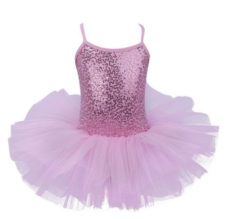 Fantasia Infantil de Bailarina Tam 2 ao 5