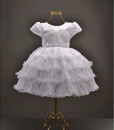Vestido Branco 1523
