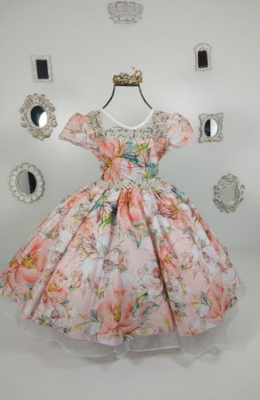 Vestido Floral 1397