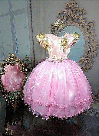Vestido Rosa 2009