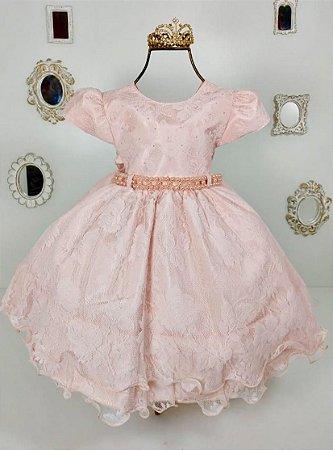Vestido Gata Marie Disney Rosé - Tam 1 / 3