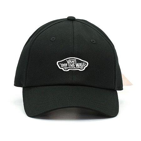 Boné Vans Bow Back Hat Preto
