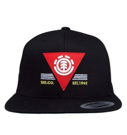 Boné Element Strapback Coverage Class