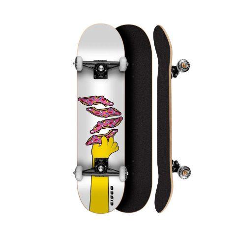 Skate Montado Cisco