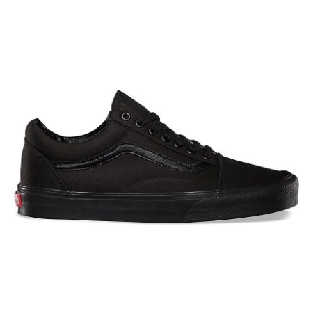 Tênis Vans Old Skool Black/Black
