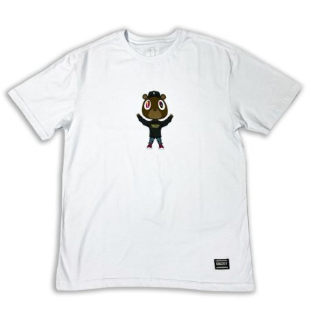 Camiseta Grizzly Touch The Sky - White
