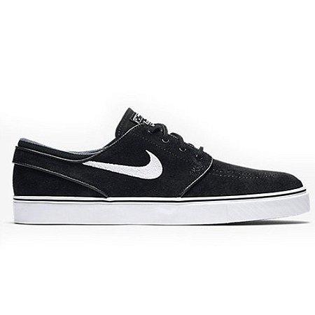 Tênis Nike SB Zoom Stefan Janoski OG Preto / Branco
