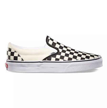 Tênis Vans Slip On Checkerboard