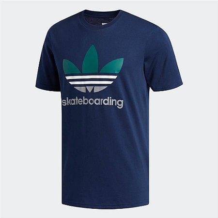Camiseta Adidas Clima 3.0 - Pégasos Skate Shop - 30 Anos de História 34262bf9f575b