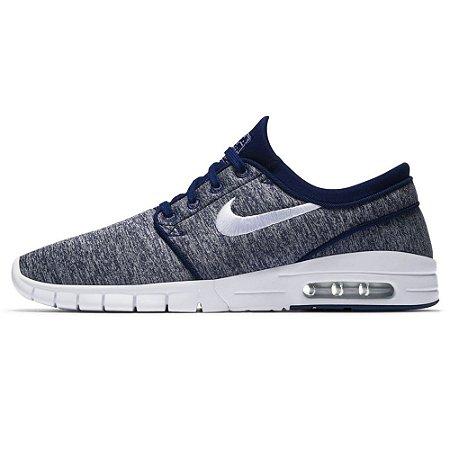 Tênis Nike Janoski Air Max (Blue)
