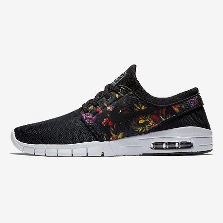 Tênis Nike Janoski Air Max (Floral)