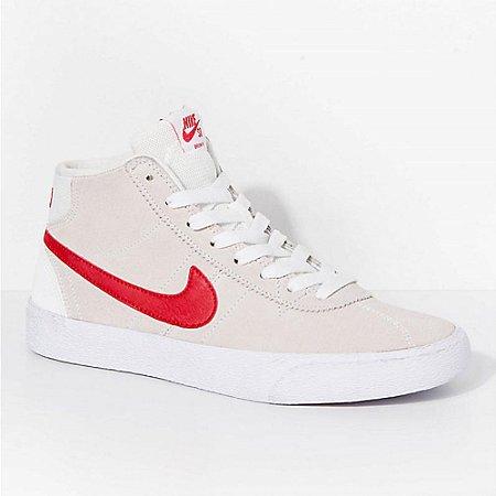 Tênis Nike SB Bruin Hi (Red)
