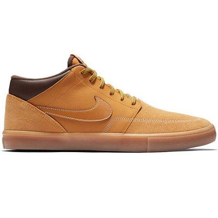 Tênis Nike SB Portmore II Solar Mid