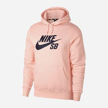 Moletom Nike SB Icon (Rosa) - Pégasos Skate Shop - 30 Anos de História 443a5d105b6