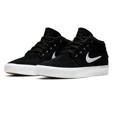 Tênis Nike SB Zoom Janoski Mid Preto