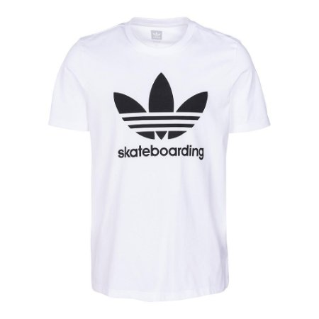 Camiseta Adidas Clima 3 (Branco)