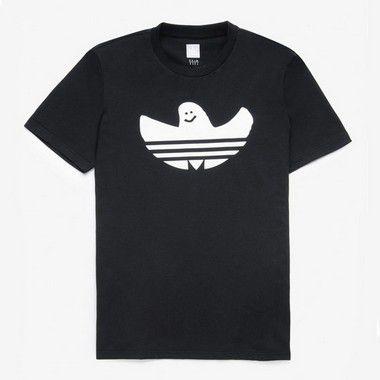 Camiseta Adidas Solid Shmoo