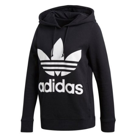 Moletom Adidas trefoil (Feminino)