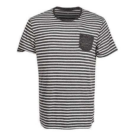 Camiseta Especial Rip Curl Stripe Flower
