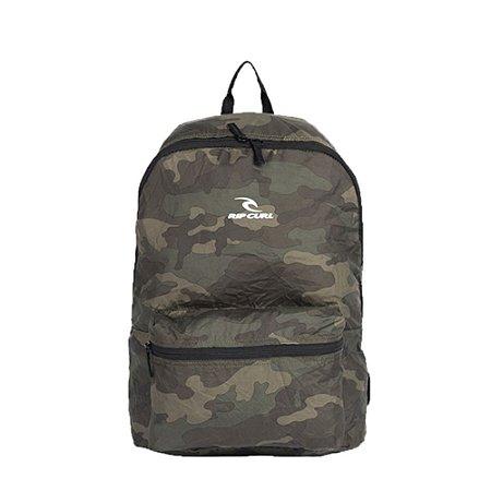 Mochila Rip Curl Packable Dome Militar