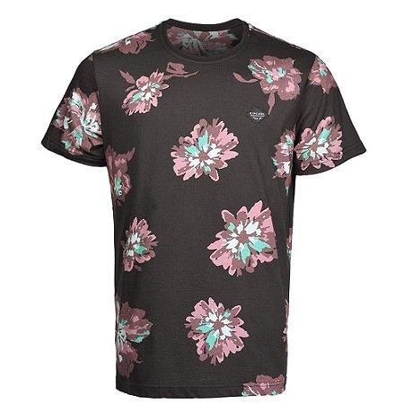 Camiseta Especial Rip Curl Conner Flye Preto